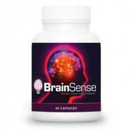Brain Sense - натуральный усилитель работоспособности мозга