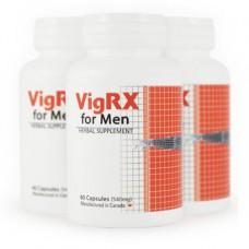 VigRx - препарат для улучшения потенции и увеличения параметров полового члена