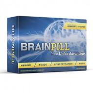 Brain Pill - натуральный усилитель работоспособности мозга