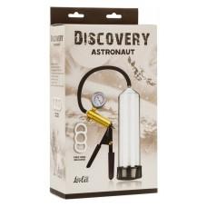 Вакуумная помпа Discovery Astronaut с манометром